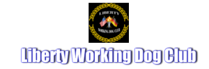 Liberty Working Dog Club Logo